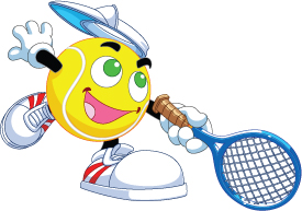 Tennis cartoon1
