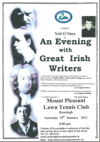 irishwriters